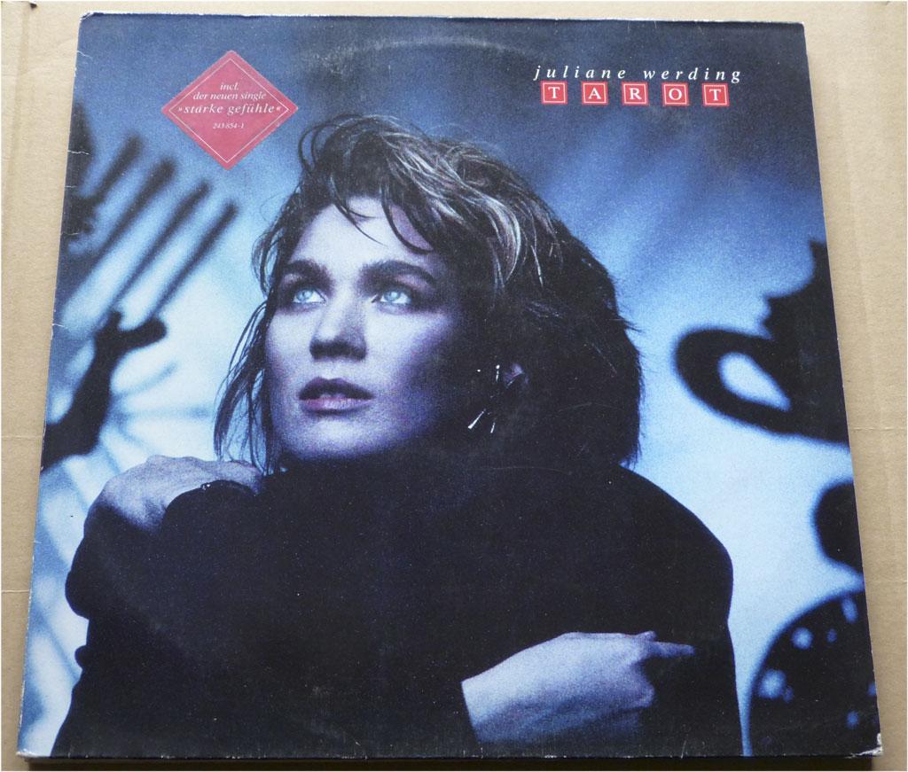 Vinyl Album von Juliane Werding