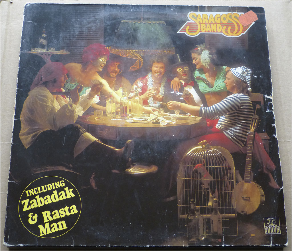 LP Saragossa Band, Zabadak