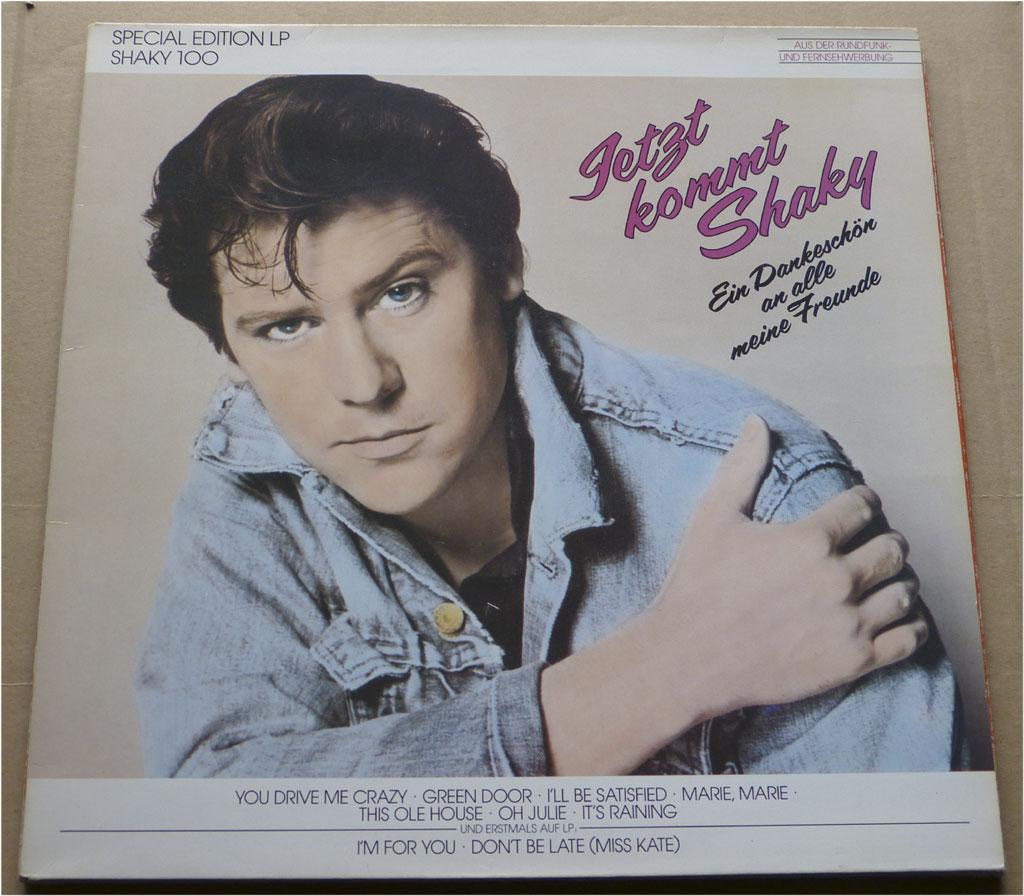 Mastering LP Vinyl von Shakin Stevens