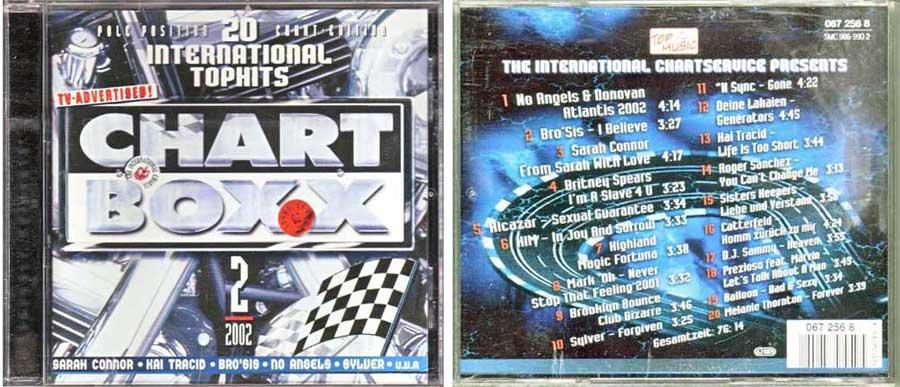CD Long Player, Compilation / Sampler, Chart Boxx