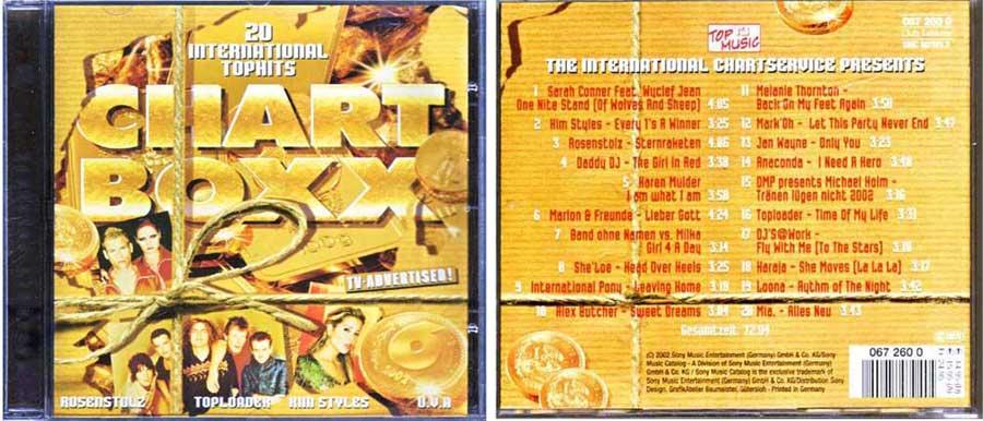 Gebrauchte CD Long Player, Compilation / Sampler