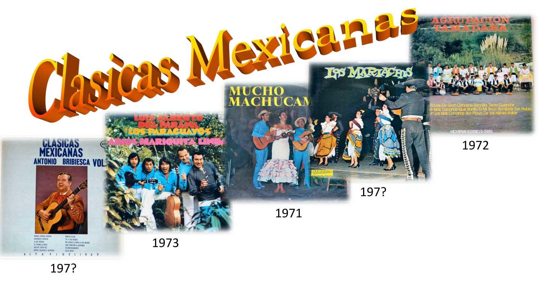 Klassische Mexikanische Musik