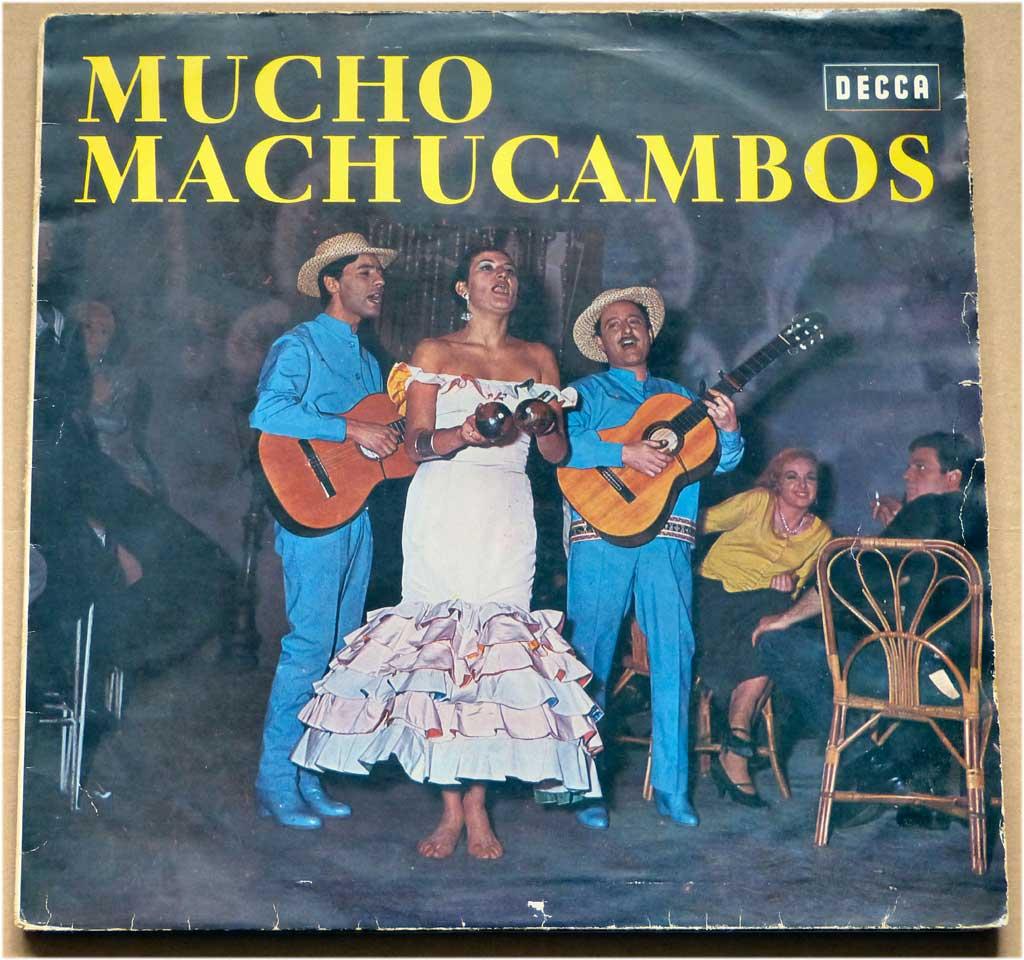 LP mit Lateinamerikanischen Tänzen