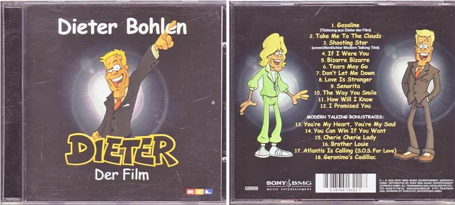 Klassiker, Dieter Bohlen - Der Film CD von 2006