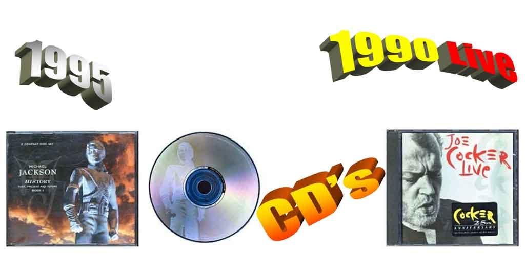 Best Of Joe Cocker und Michael Jackson auf CD