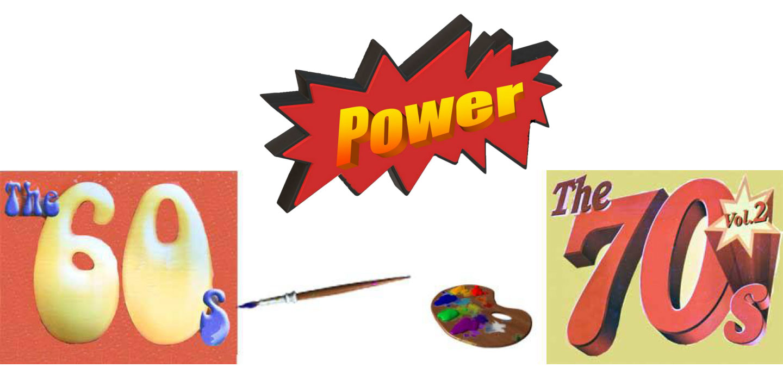 Power Hits der 60er und 70er Jahre