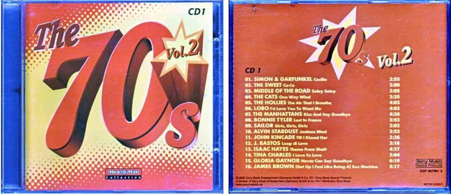 Power Hits / tophits 70er cd1