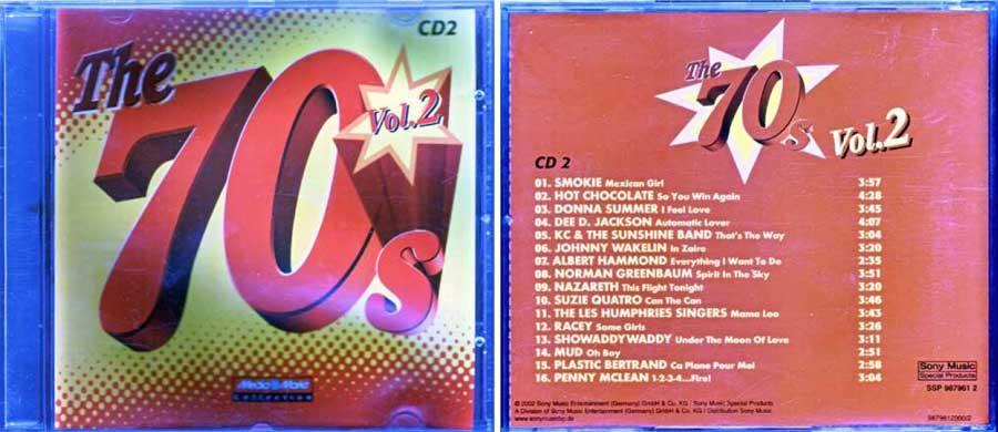Power Hits / tophits 70er cd2