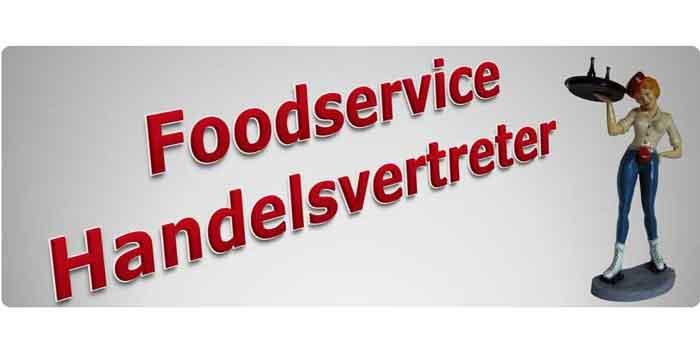 Foodservice Handelsvertreter Banner