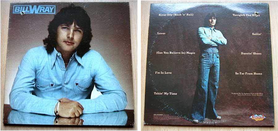 Bill Wray - LP Vinyl von 1976