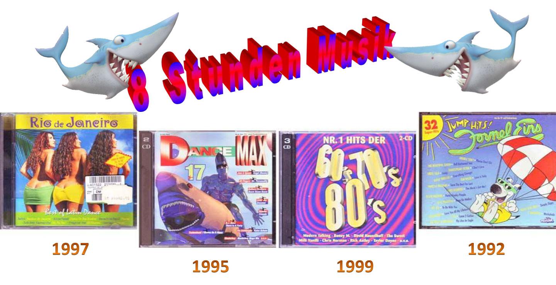 Dance und Jump-Hits - Tanzmusik