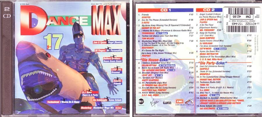 dance max 17