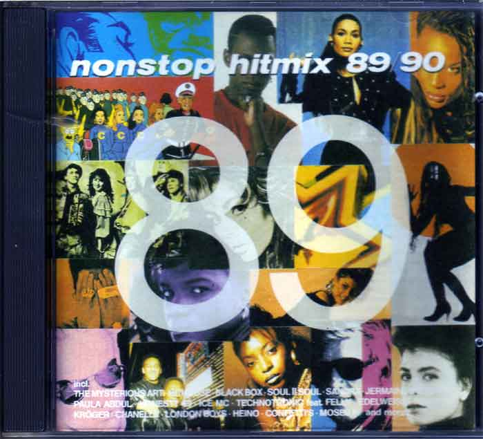 Nonstop Dance-Pop Hitmix - Musik auf CD Compilation