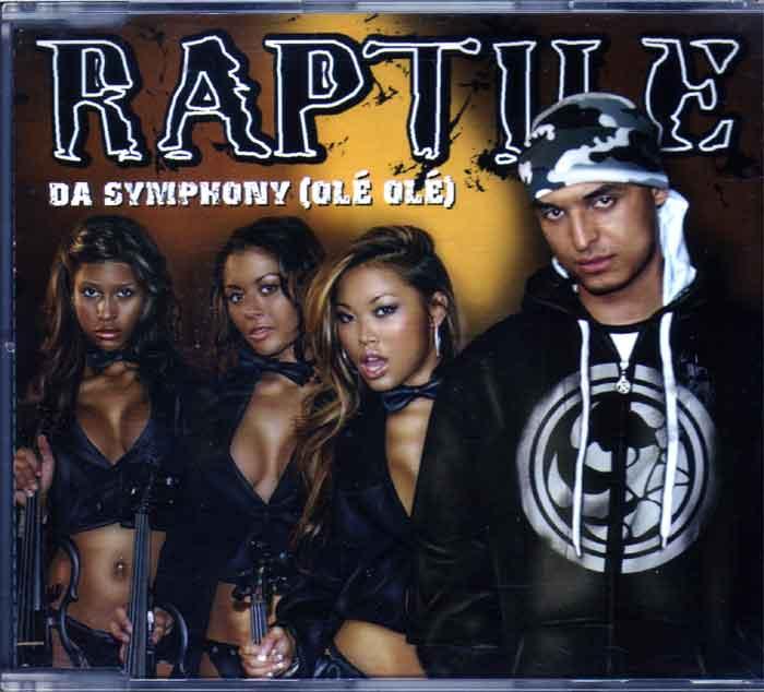 Raptile Da Symphony (Ole,Ole) - Nonstop Musik auf CD