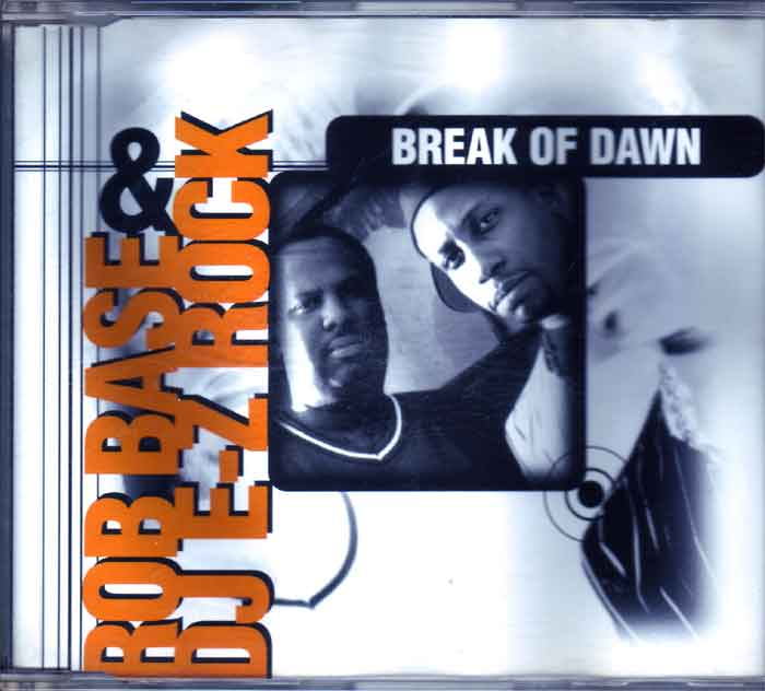 Rob Base & DJ E-Z Rock ‎– Break Of Dawn - Musik auf CD, Maxi-Single