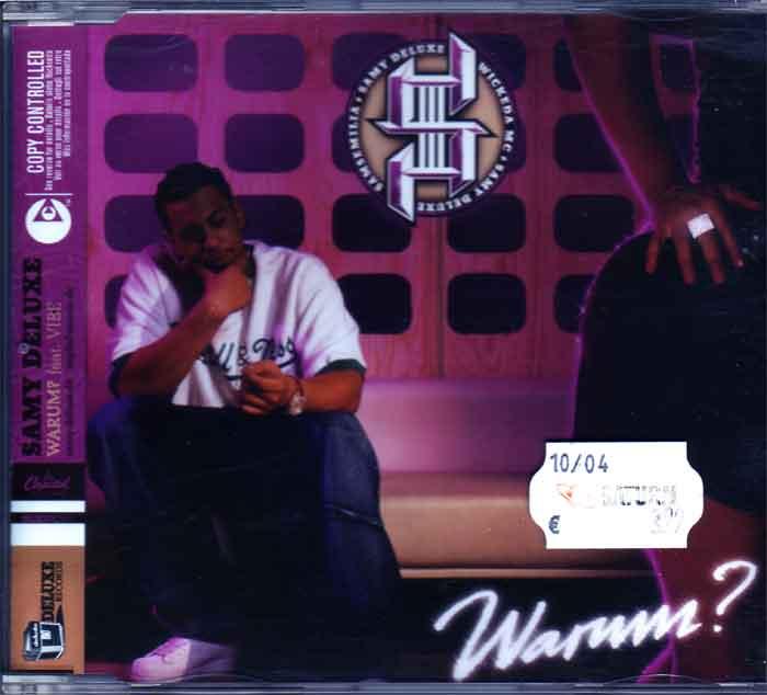 Samy Deluxe Warum? - Musik auf CD, Single