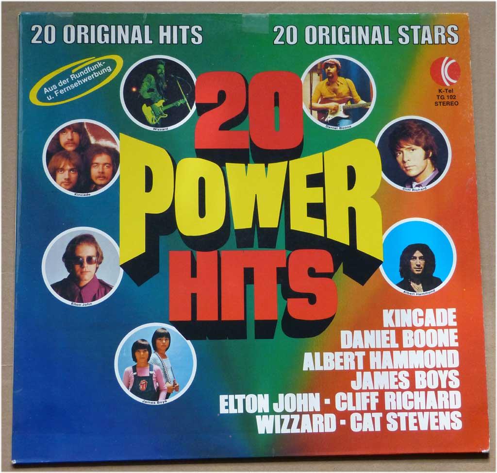 LP mit 20 Power Hits