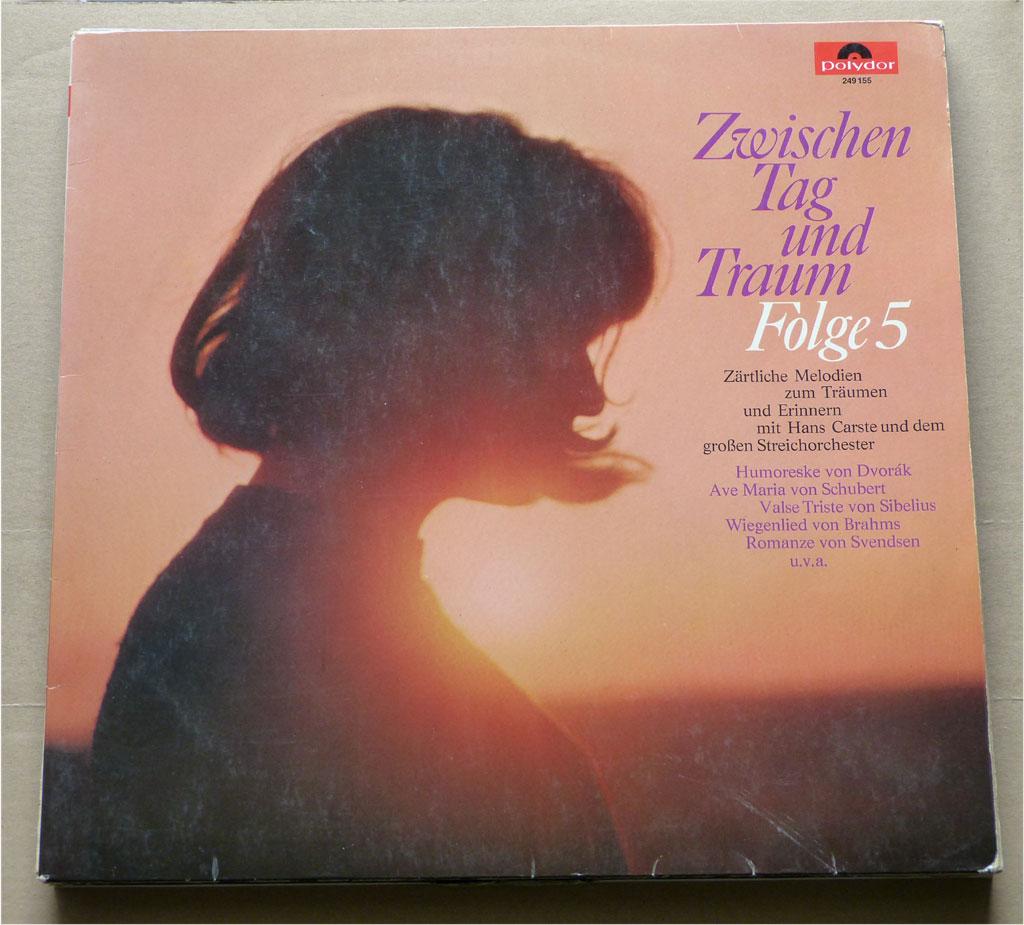 Sstreichorchester auf Vinyl
