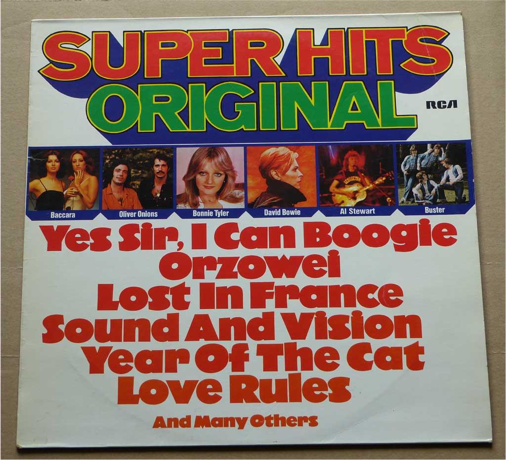 Original Vinyl von 1977