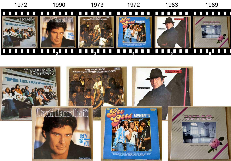 Banner Schallplatten Emotionen