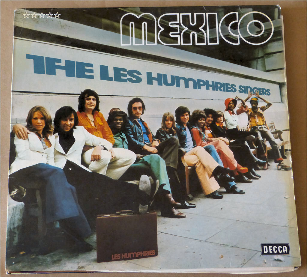 Emotionen LP, Vinyl, Song Mexiko
