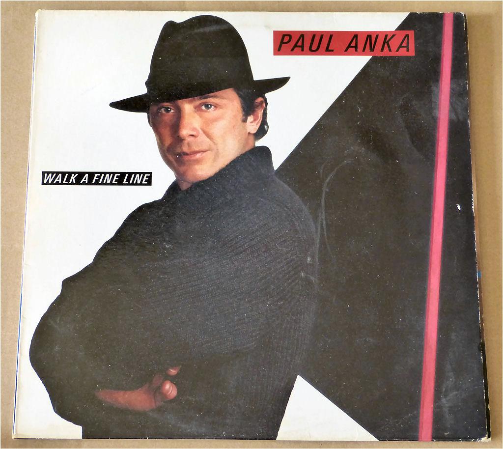 Emotionen mit Paul Anka als Sänger