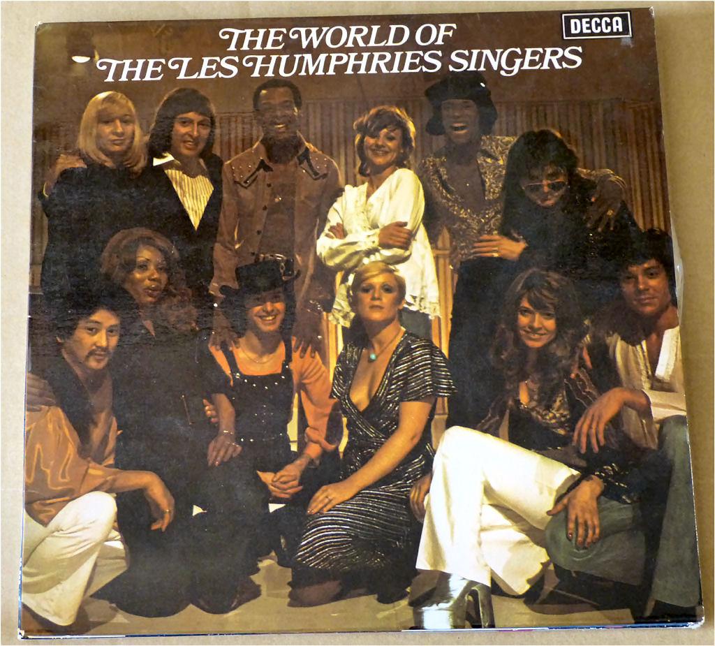 Die Welt der Schallplatte