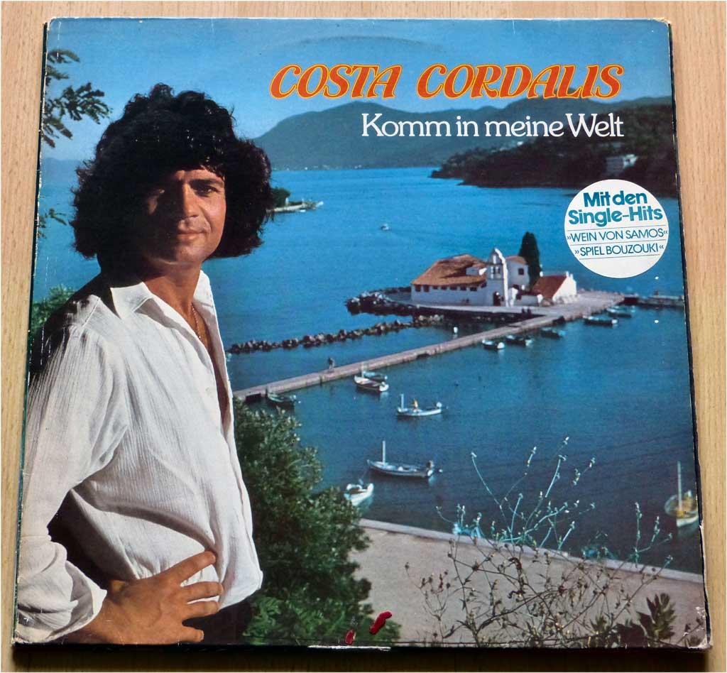 Costa Cordalis - Komm in meine Welt