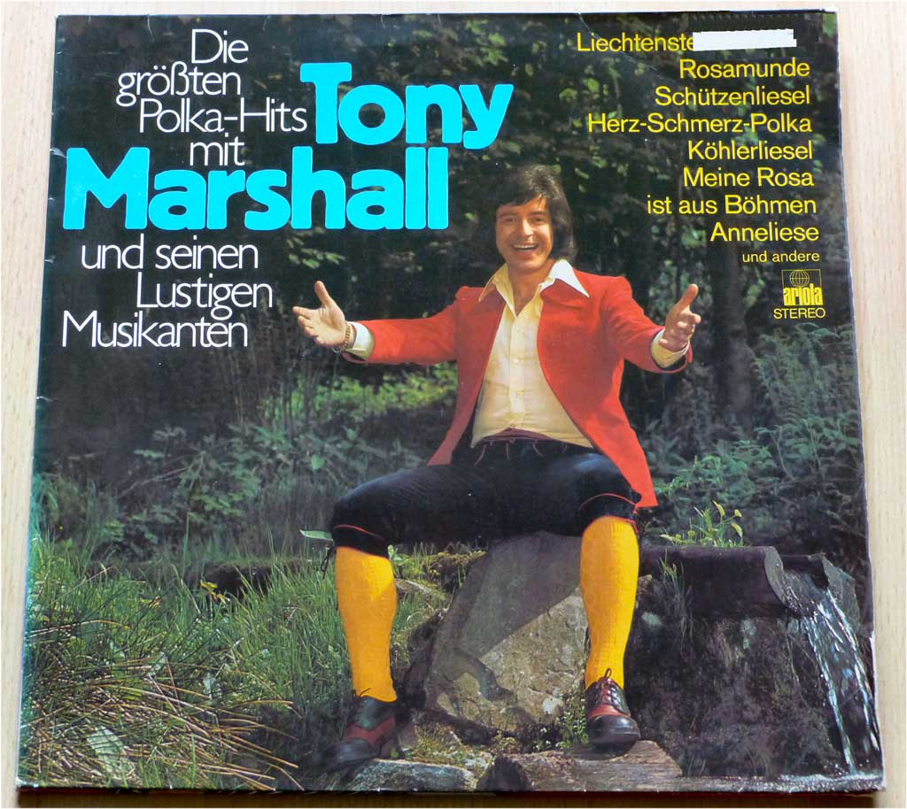 Tony Marshall - Polka-Hits