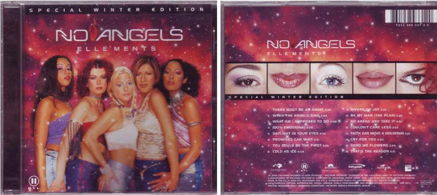 No Angels Elle'ments - Special Winter Edition