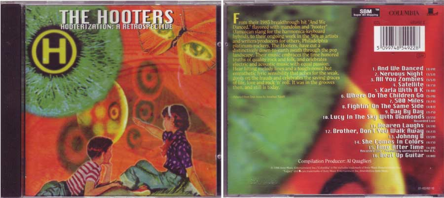 Greatest Hits, The Hooters - Hooterization: