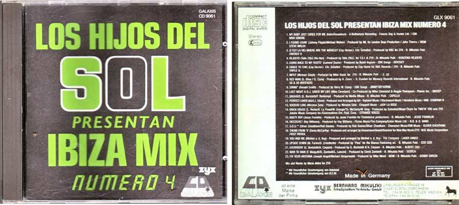 ibiza mix numero 4