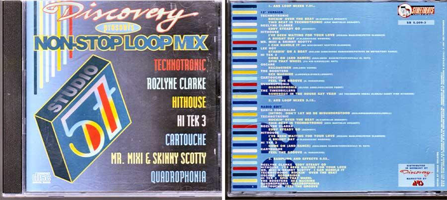 Halloween - non stop loop mix