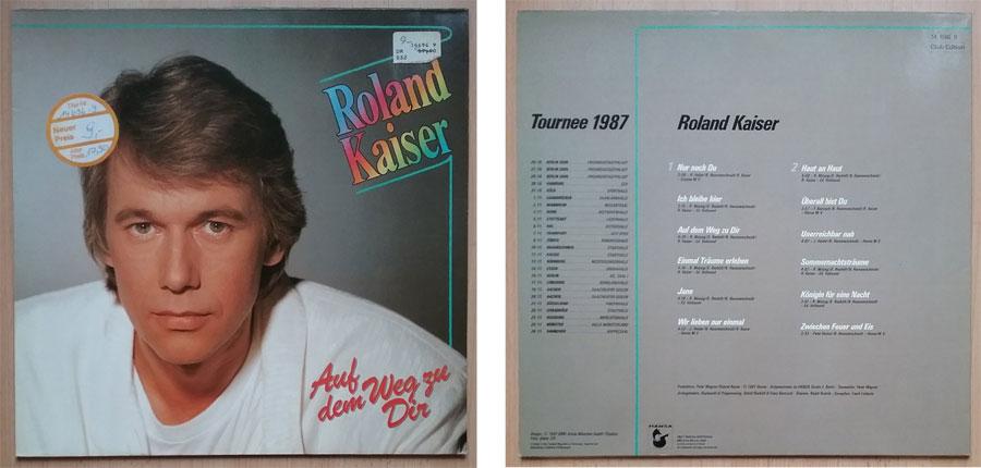 Club Edition LP von Roland Kaiser - Altmodisch ?
