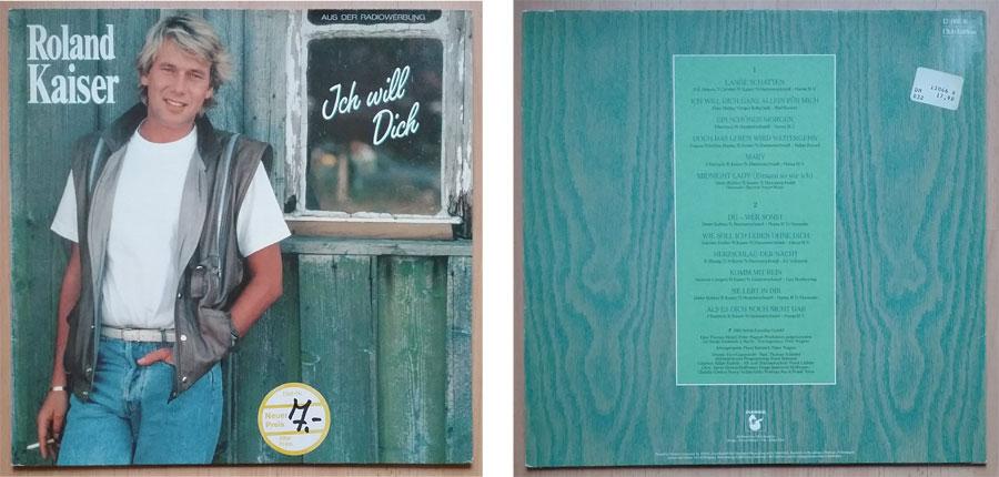 Club Edition Vinyl, Album von Roland Kaiser