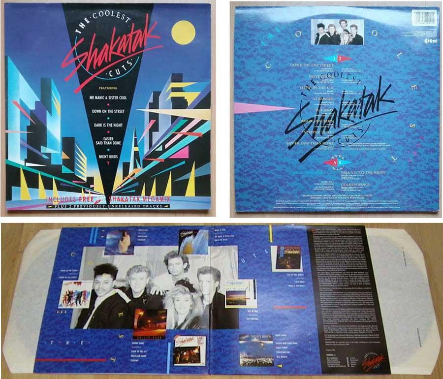 The Coolest Cuts auf Doppel-LP von Shakatak