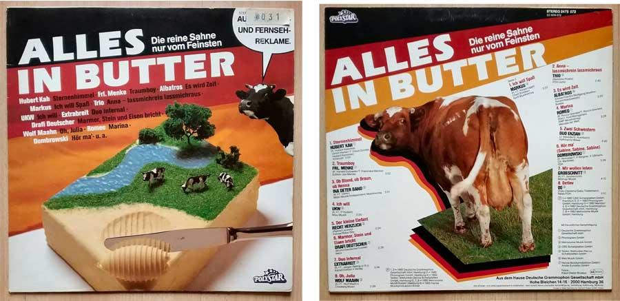 Deutscher Schlager, alles in Butter von 1982
