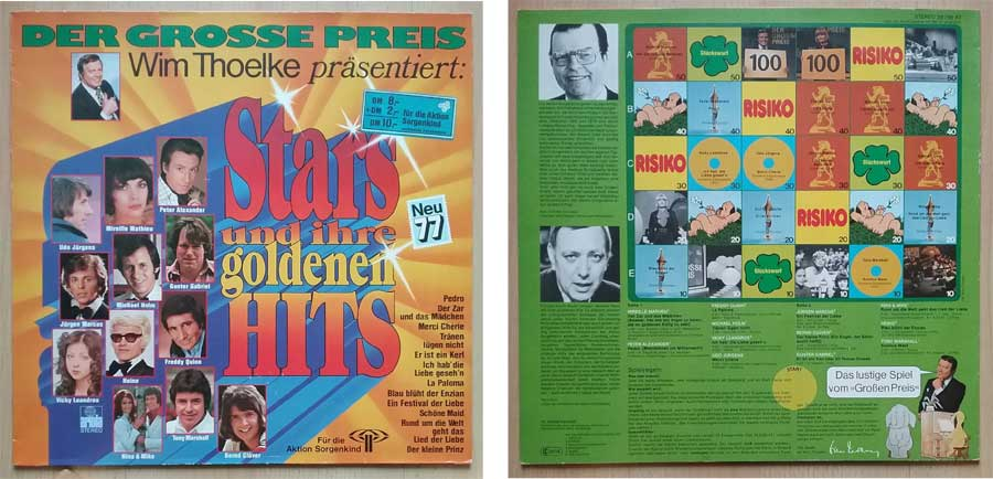 Wim Thoelke präsentiert: Der Grosse Preis auf Vinyl