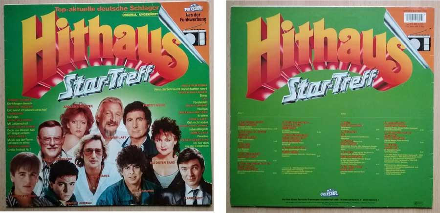 Hithaus Star Treff LP aus der Fernsehwerbung