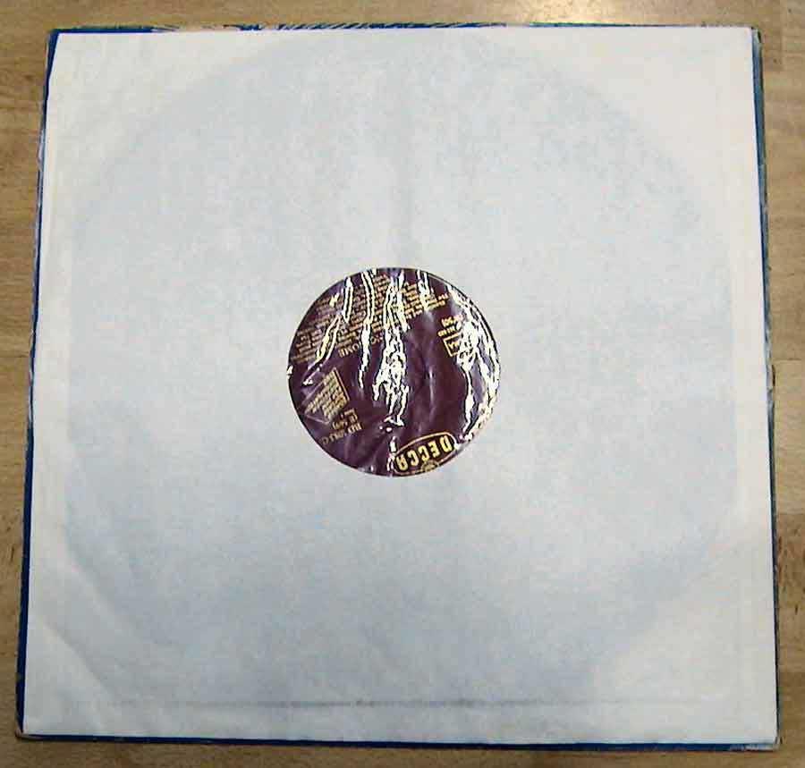 Papier Schutzhülle für Schallplatten
