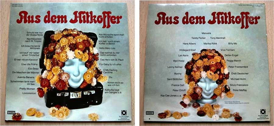 Aus dem Hitkoffer - Doppel-LP Vinyl von 1974
