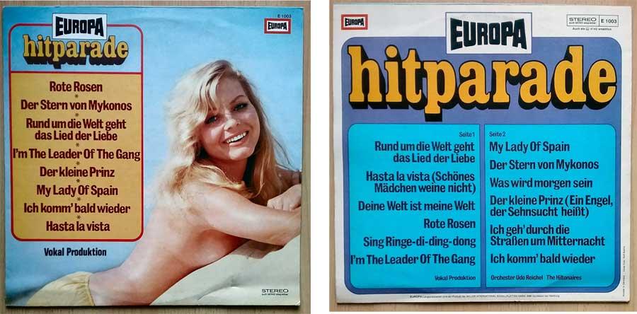 Orchester Udo Reichel - Europa Hitparade 7