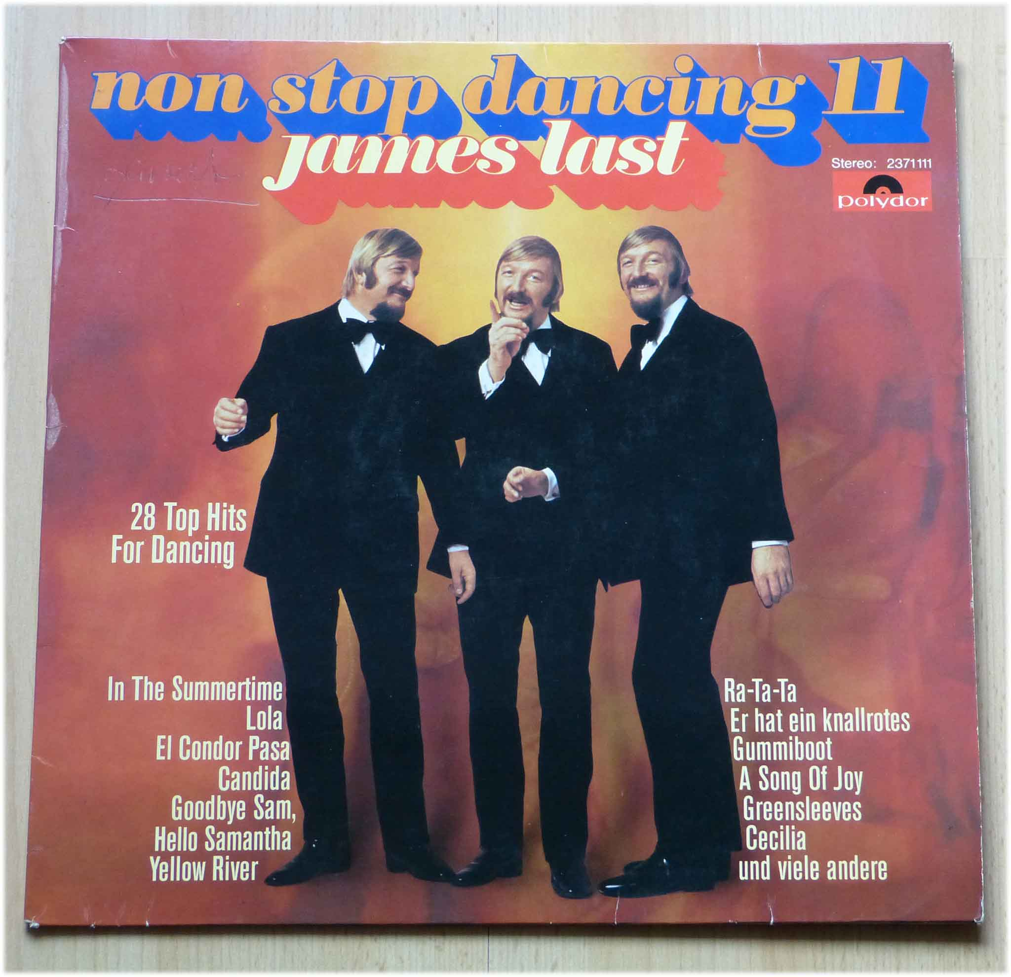 James Last - Non Stop Dancing