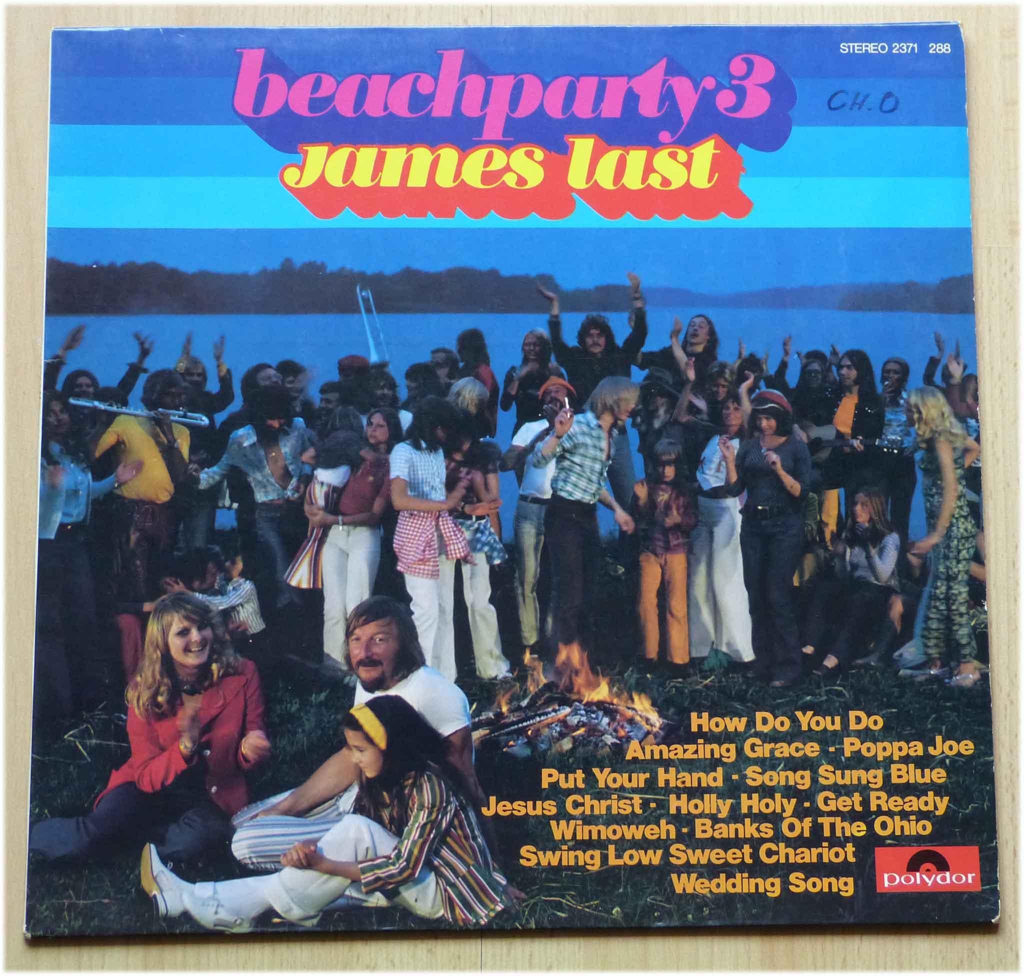 James Last - Beachparty 3 von 1972