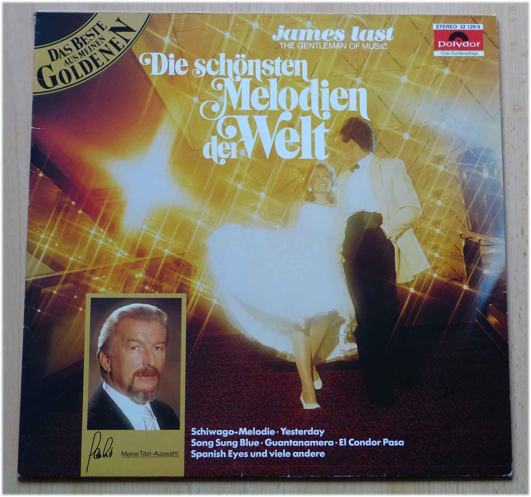 James Last - Die schönsten Melodien der Welt