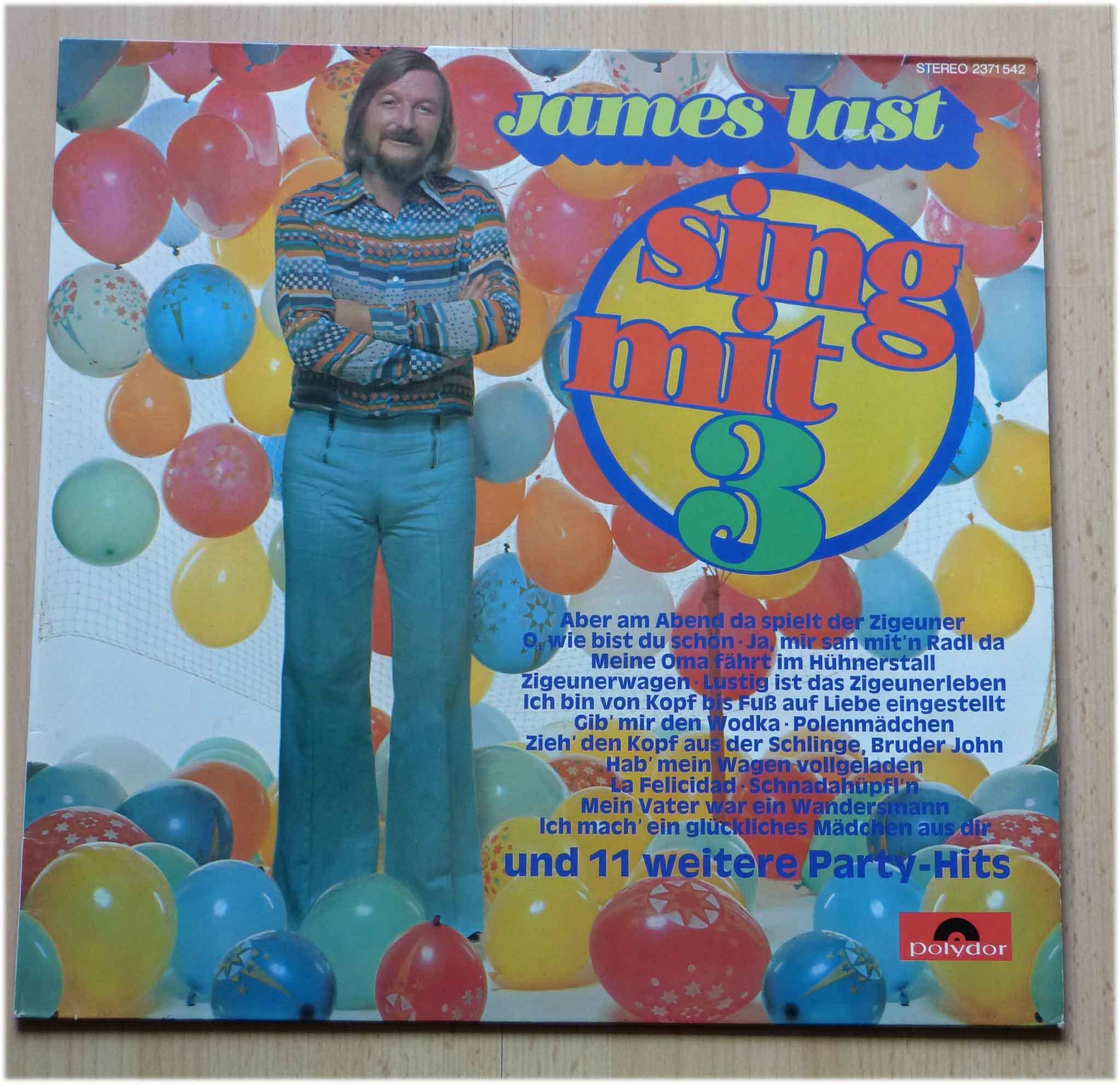 James-Last - Sing mit Nr. 3