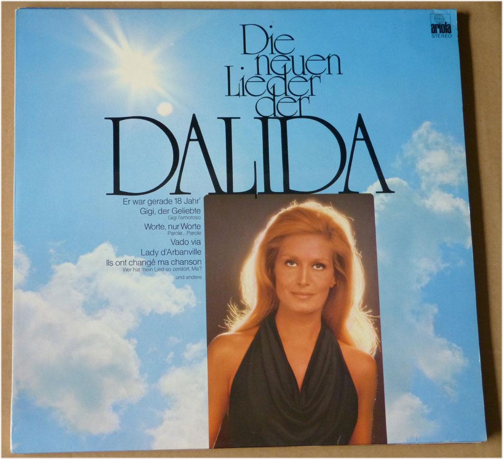 Generation LP neue Lieder Dalida