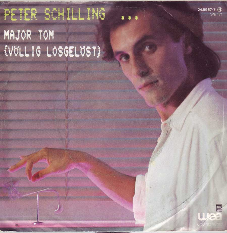 "7"" Zoll Single von Peter Schilling"
