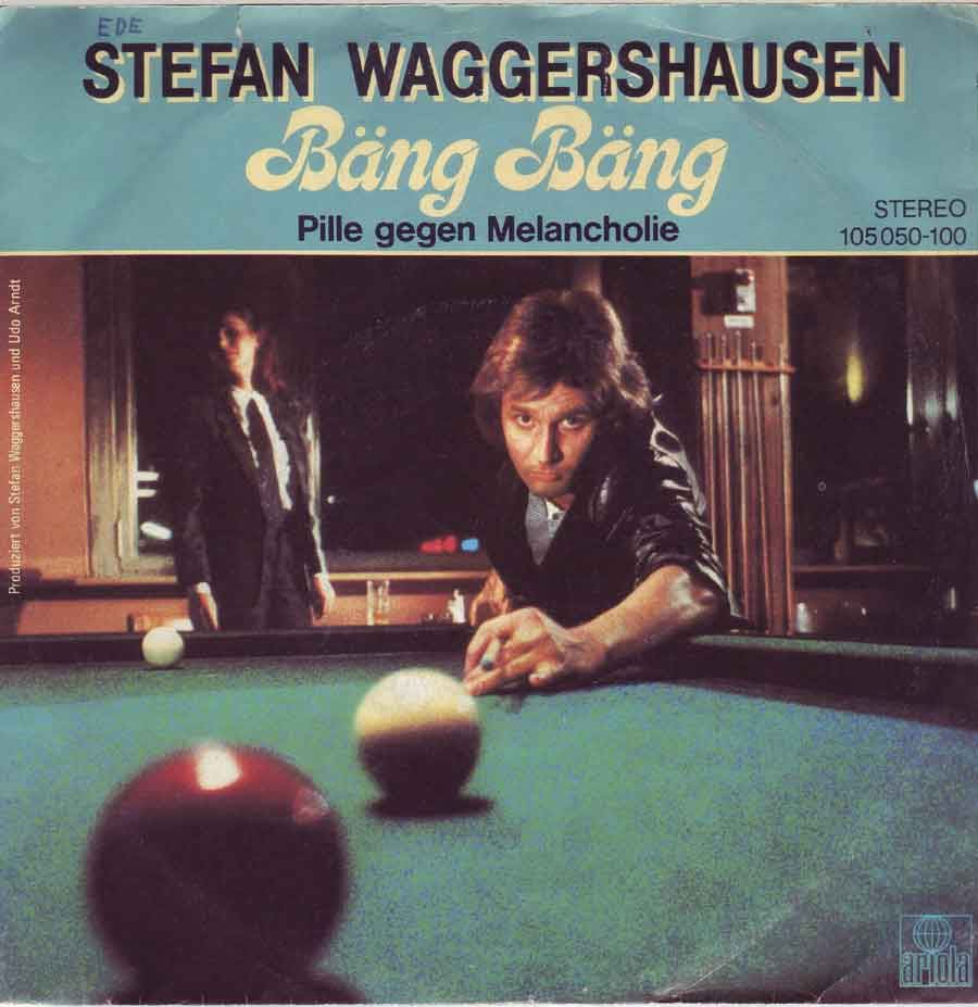 "Stefan Waggershausen 7"" Single"