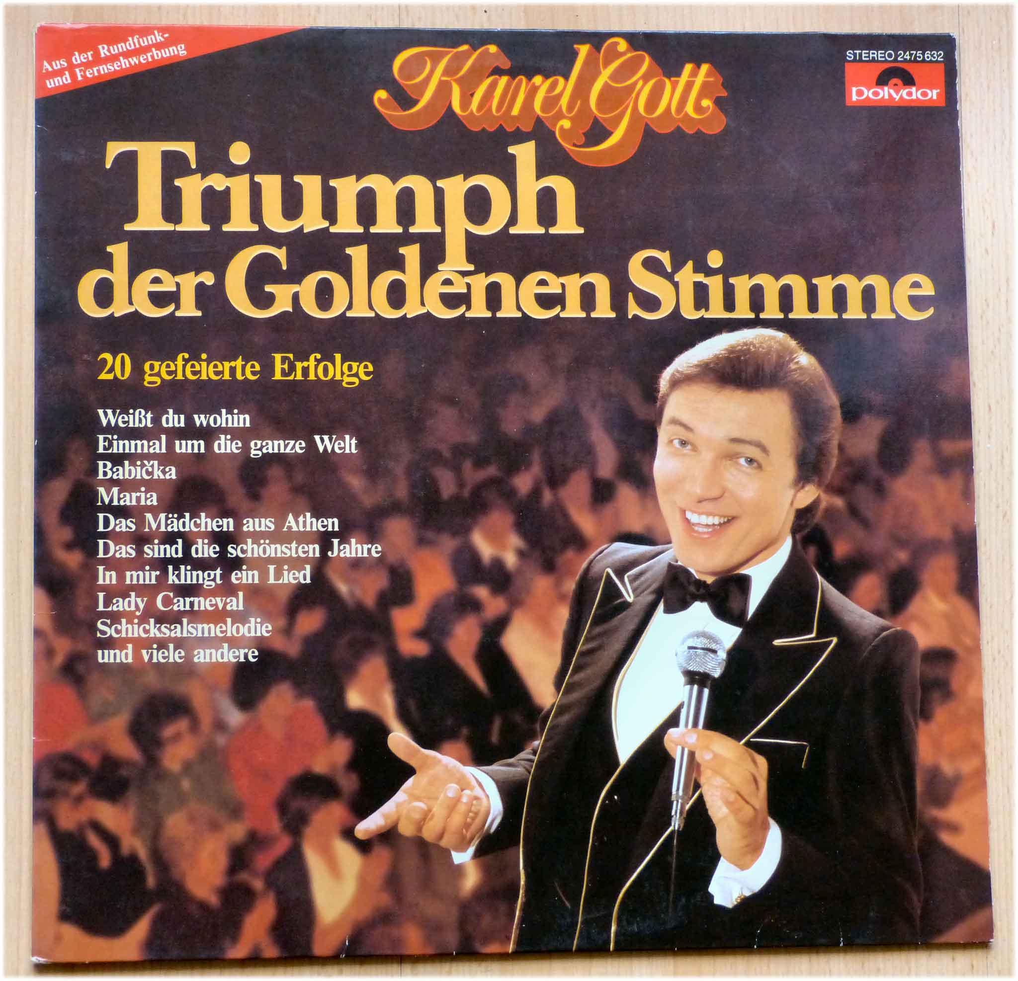 Karel Gott - Triumph der Goldenen Stimme